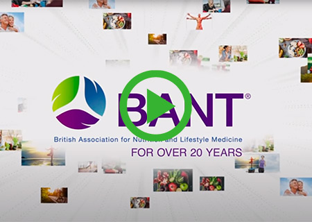 About The British Association for Nutrition and Lifestyle Medicine (BANT)