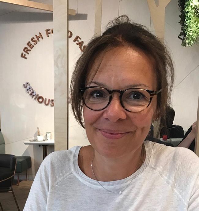 Tracey Darrousez - Nutritionniste