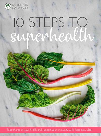 10 steps to superhealth